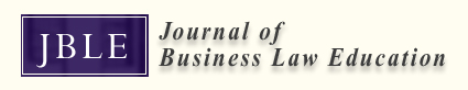Journal of Business Law Education
