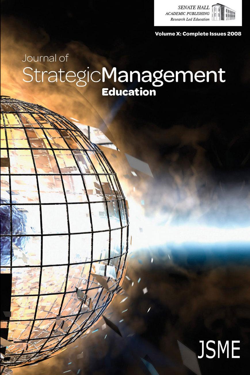 strategic management white colin