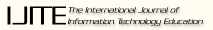 International Journal of Information Technology Education